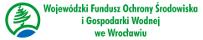 Dofinansowane przez WFOSiGW - Logo