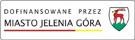 Dofinansowane przez Miasto Jelenia Góra - Logo