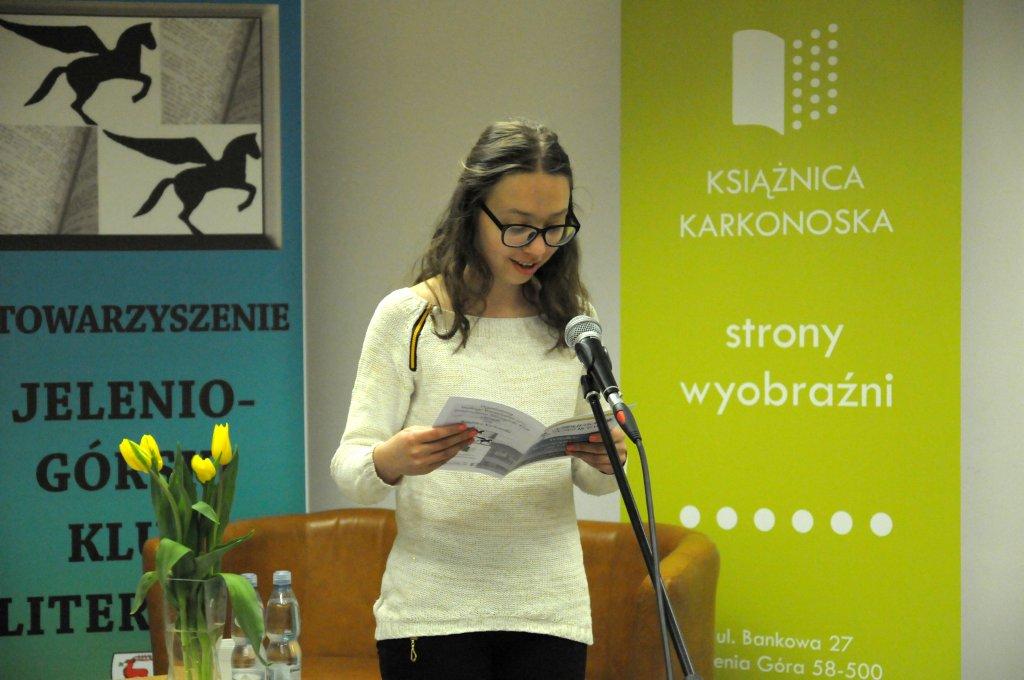 Julia Siedliska - MŁODE PIÓRO 2015