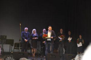 Srebrny Kluczyk w kategorii Literatura.