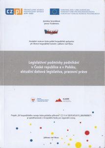 Prowadzeniu biznesu w Czechach i Polsce – otoczenie prawne